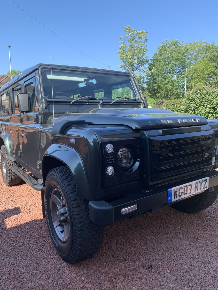 2007 Land Rover Defender Xs 110 2.4  For Sale (picture 4 of 6)