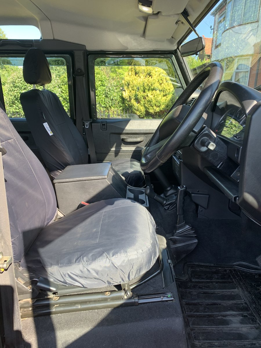 2007 Land Rover Defender Xs 110 2.4  For Sale (picture 5 of 6)