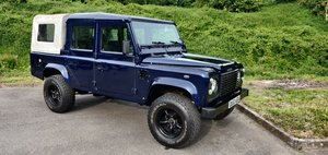 2003 Land Rover Defender 110 Double Cab Pickup TD5