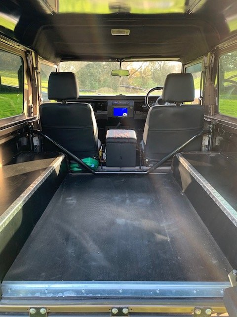 1988 Landrover Defender 90 with 200 tdi Engine For Sale (picture 5 of 6)
