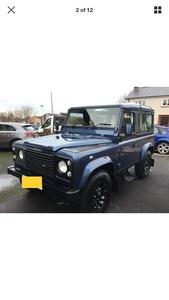 2003 Land Rover Defender 90 TD5 Station wagon
