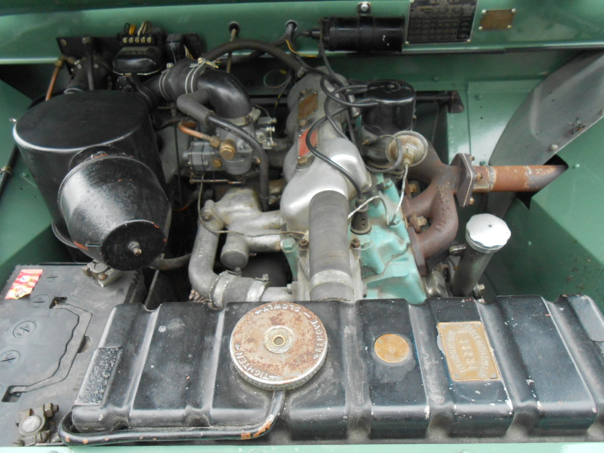 """1948 Land Rover 80"""" Series 1 SOLD (picture 6 of 6)"""
