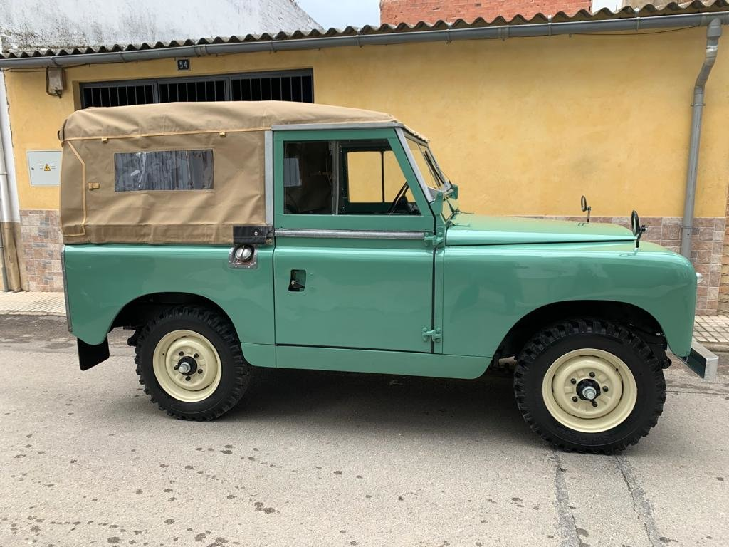 1965 Land rover series 2 For Sale (picture 1 of 6)