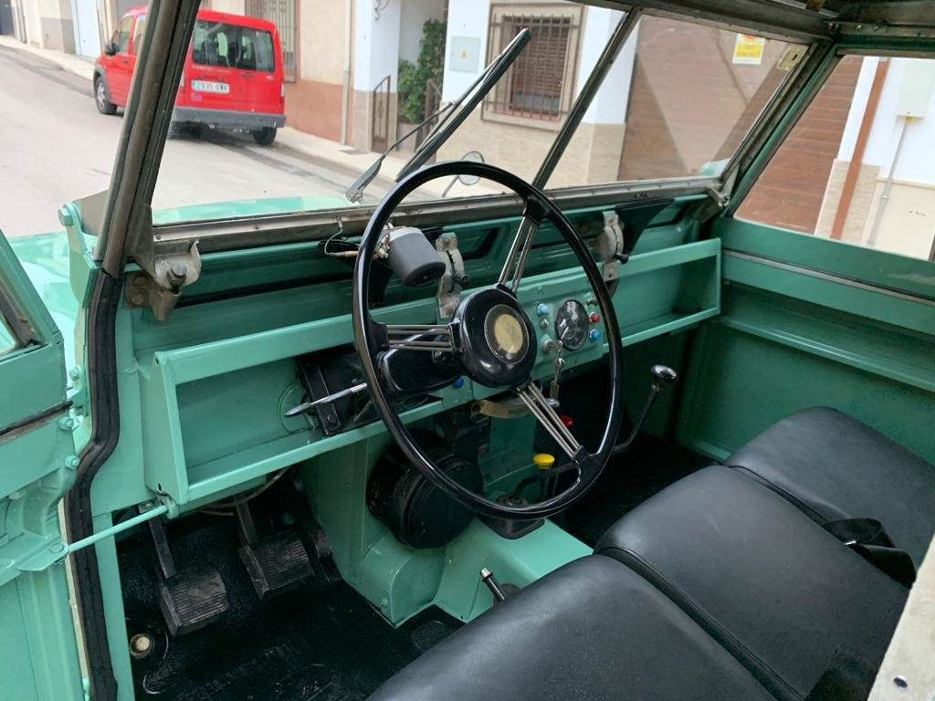 1965 Land rover series 2 For Sale (picture 3 of 6)