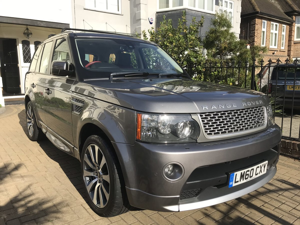 2011  Range Rover Sport 5.0 Litre S/C Autobiography  For Sale (picture 6 of 6)