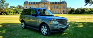2007 RANGE ROVER VOGUE 3.6TD V8 AUTO TWIN TURBO DIESEL TDV8
