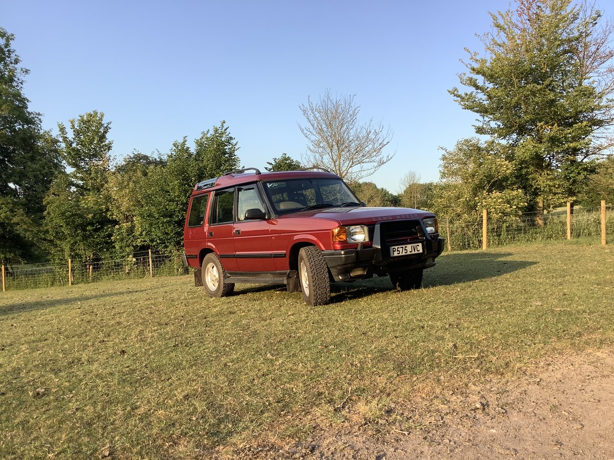 1996 Discovery Series 1 V8 Manual,LPG ,7 seats For Sale (picture 1 of 3)