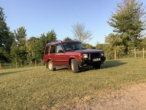 1996 Discovery Series 1 V8 Manual,LPG ,7 seats
