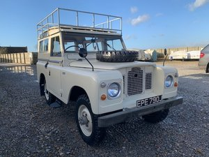 1971 Land Rover ® Series 2a Crossover *Rare Searle Camper!* (EPE) For Sale