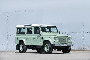 Unused Land Rover Defender Heritage (Genuine)