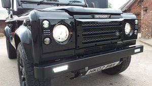 2002 LAND ROVER DEFENDER 110 COUNTY TD5 PICKUP For Sale