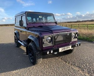 1992 Land Rover® 90 Automatic *New Rebuild* (OFK) For Sale
