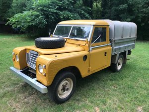 Picture of Land Rover Series 3 III 1980 109 SOLD