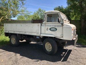 1969 Landrover Forward control 2b, barn find.