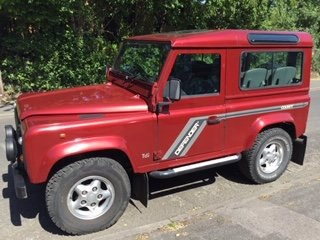 1997 Defender 90 7 Seat  For Sale (picture 1 of 3)