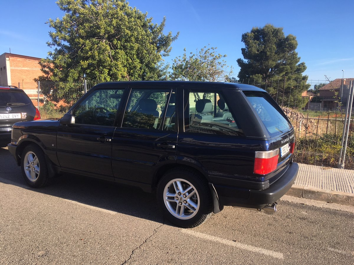Picture of 1999 LHD P38 Range Rover For Sale