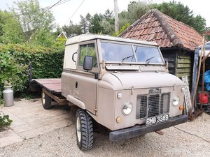 1964 Land Rover Forward Control, Series 2A, modified
