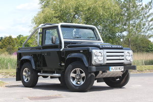 2008 Land Rover Defender SVX Soft Top 60th Anniversary 3500 miles For Sale