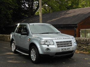 2006 Landrover Freelander 2 2.2 TD4 HSE 4WD Huge Spec SOLD