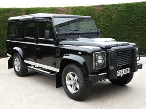 2013 LAND ROVER DEFENDER 110 2.2TDCI XS STATION WAGON !!! For Sale