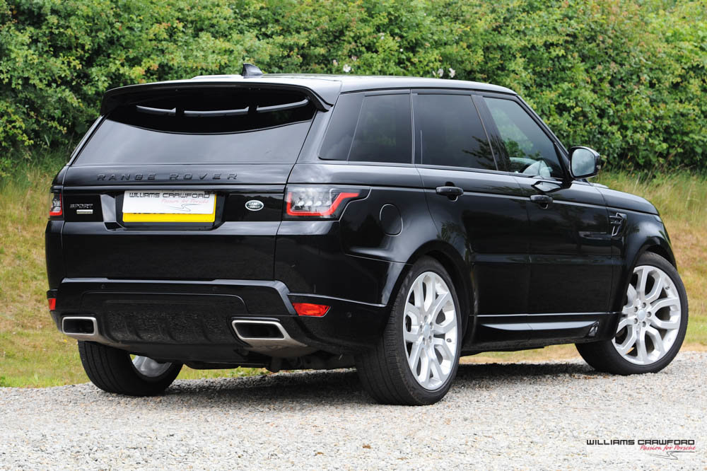 2019 RESERVED - Range Rover Sport Autobiography Dynamic auto SOLD (picture 3 of 6)