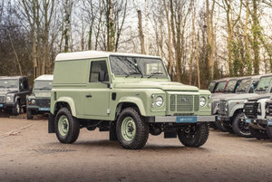 Picture of 2016 LAND ROVER DEFENDER 90 HERITAGE HARD TOP