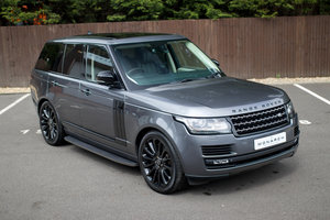 2014/64 Range Rover Autobiography SDV8 For Sale