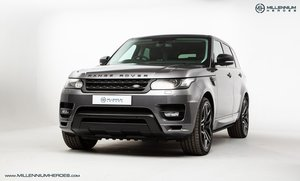 2016 RANGE ROVER SPORT AUTOBIOGRAPHY DYNAMIC  SOLD