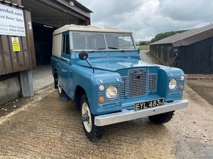 Land Rover® Series 2a SOLD