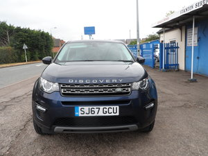 2017 67 PLATE 2LTR DIESEL 6 SPEED DISCOVERY S.E SPORT 4X4 66,700  For Sale