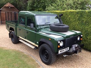 1995 Defender 130 300 tdi Double Cab Automatic SOLD