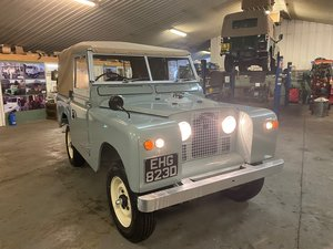 Picture of 1966 Land Rover® Series 2a *Newly Rebuilt* (EHG) SOLD SOLD