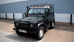 1996 Great Looking Land Rover Defender 90 300 tdi