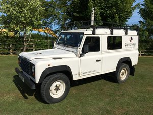 1997 Land Rover 110 300Tdi, only 47,728 miles 2 owners