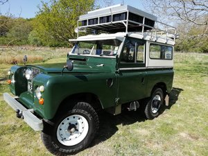 1967 Landrover series 2A overland camper FULLY KITTED