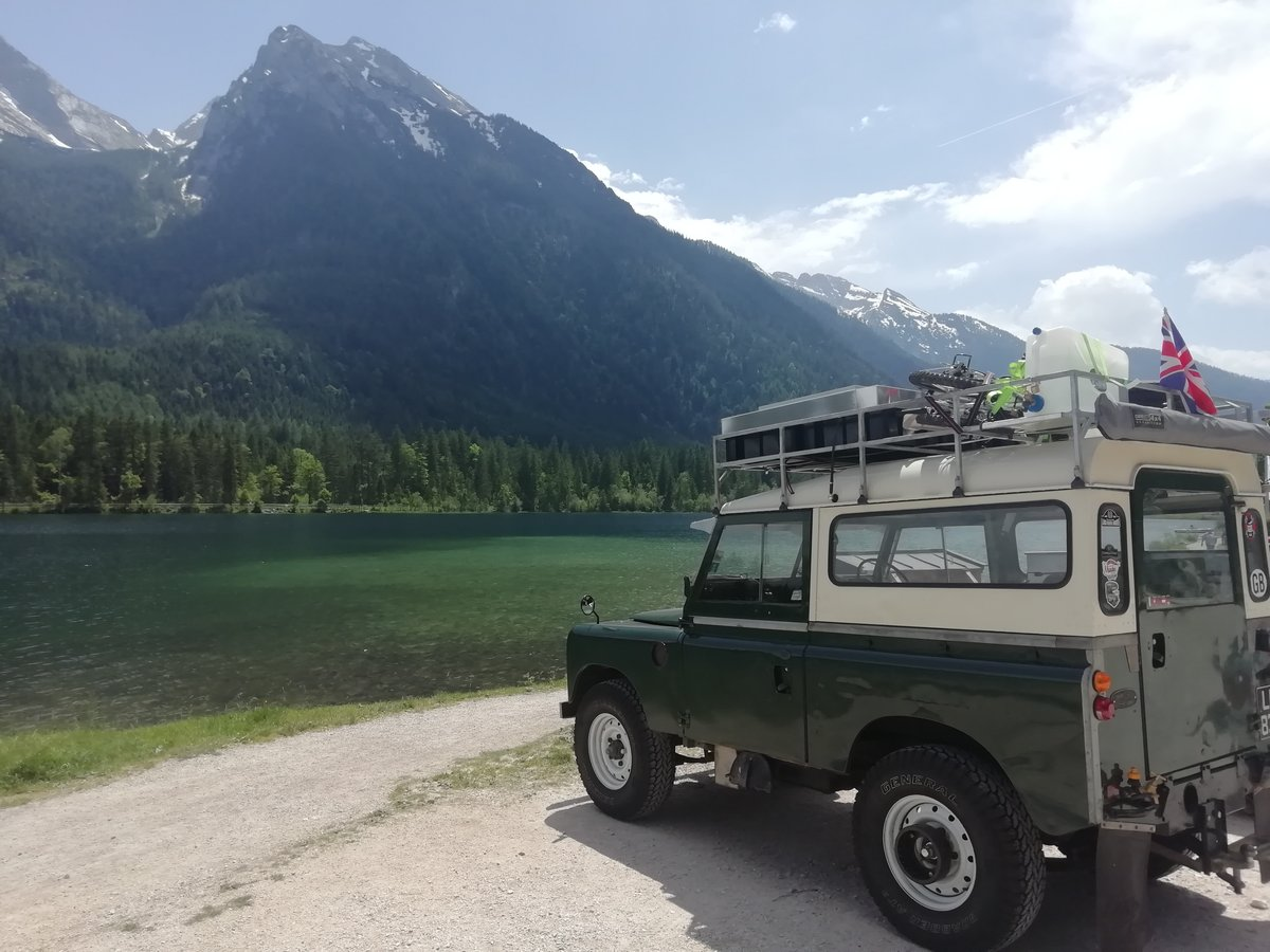 1967 Landrover series 2A overland camper FULLY KITTED For Sale (picture 6 of 6)