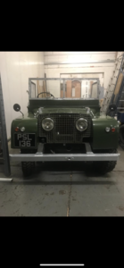 LANDROVER SERIES 1  80""