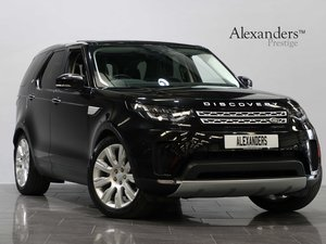 17 17 LAND ROVER DISCOVERY HSE LUXURY AUTO
