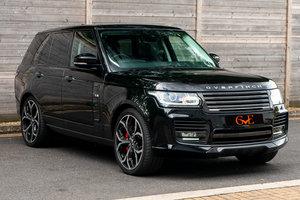2017 Range Rover OverFinch