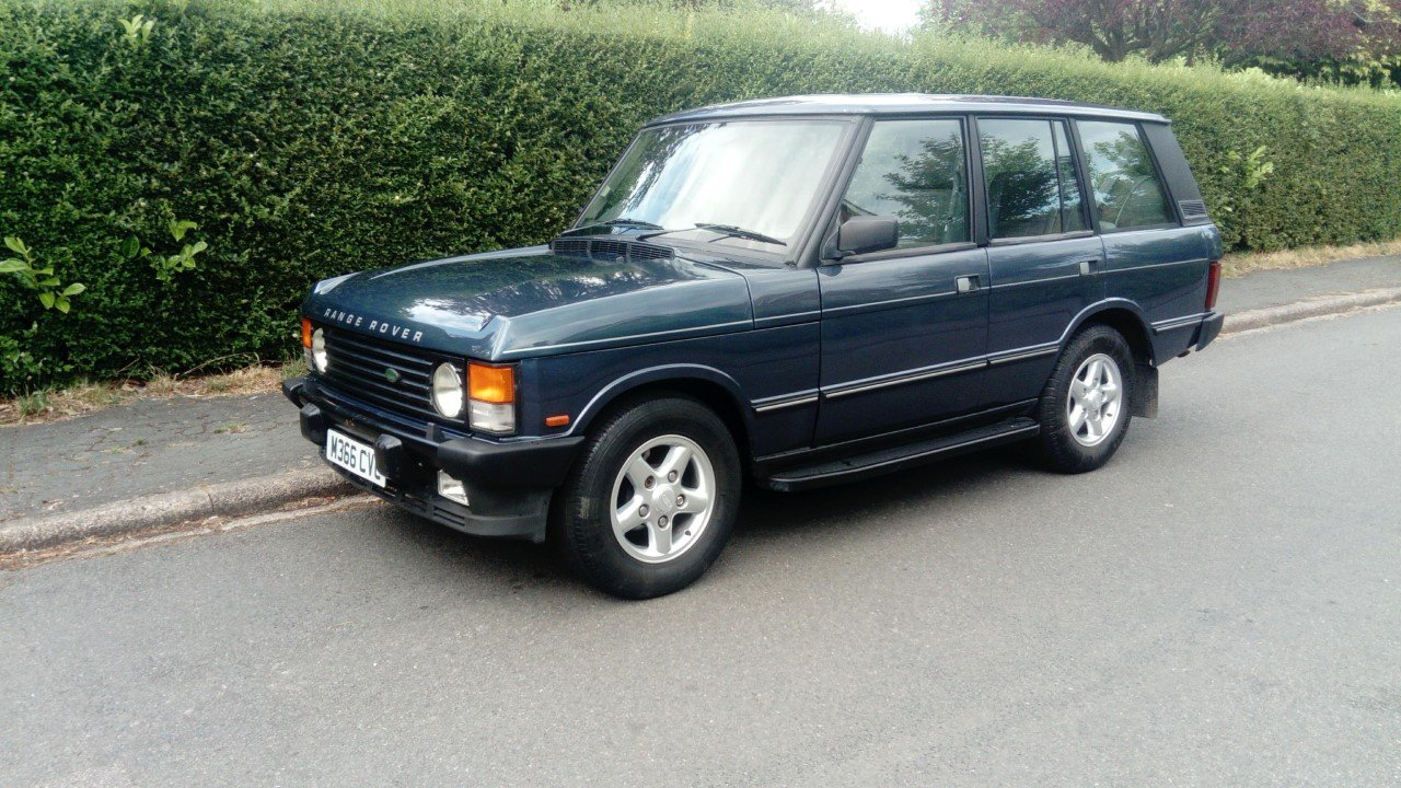 1994 Range Rover Vogue SE  Soft Dash For Sale (picture 1 of 6)