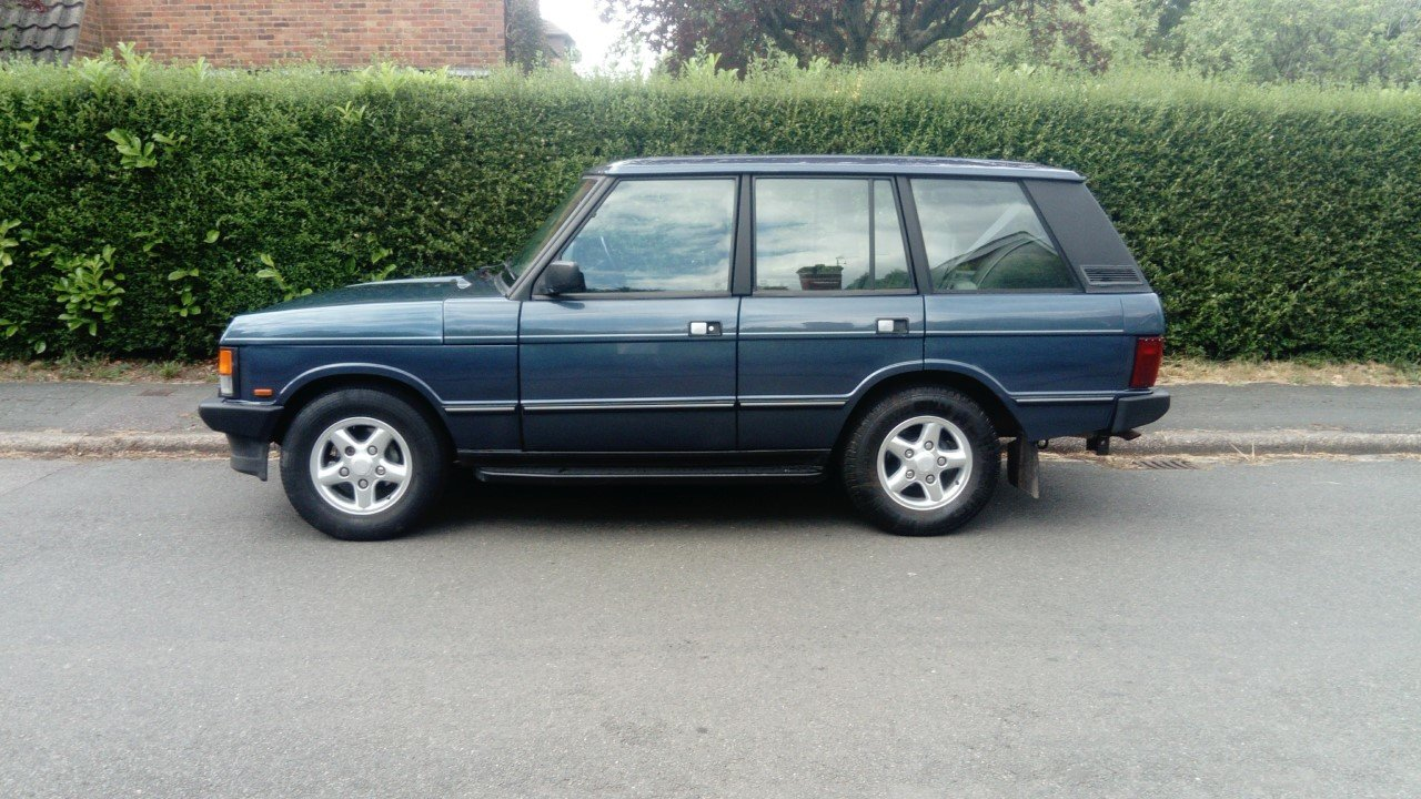 1994 Range Rover Vogue SE  Soft Dash For Sale (picture 2 of 6)