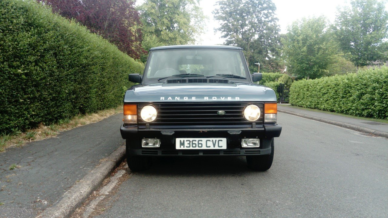 1994 Range Rover Vogue SE  Soft Dash For Sale (picture 3 of 6)