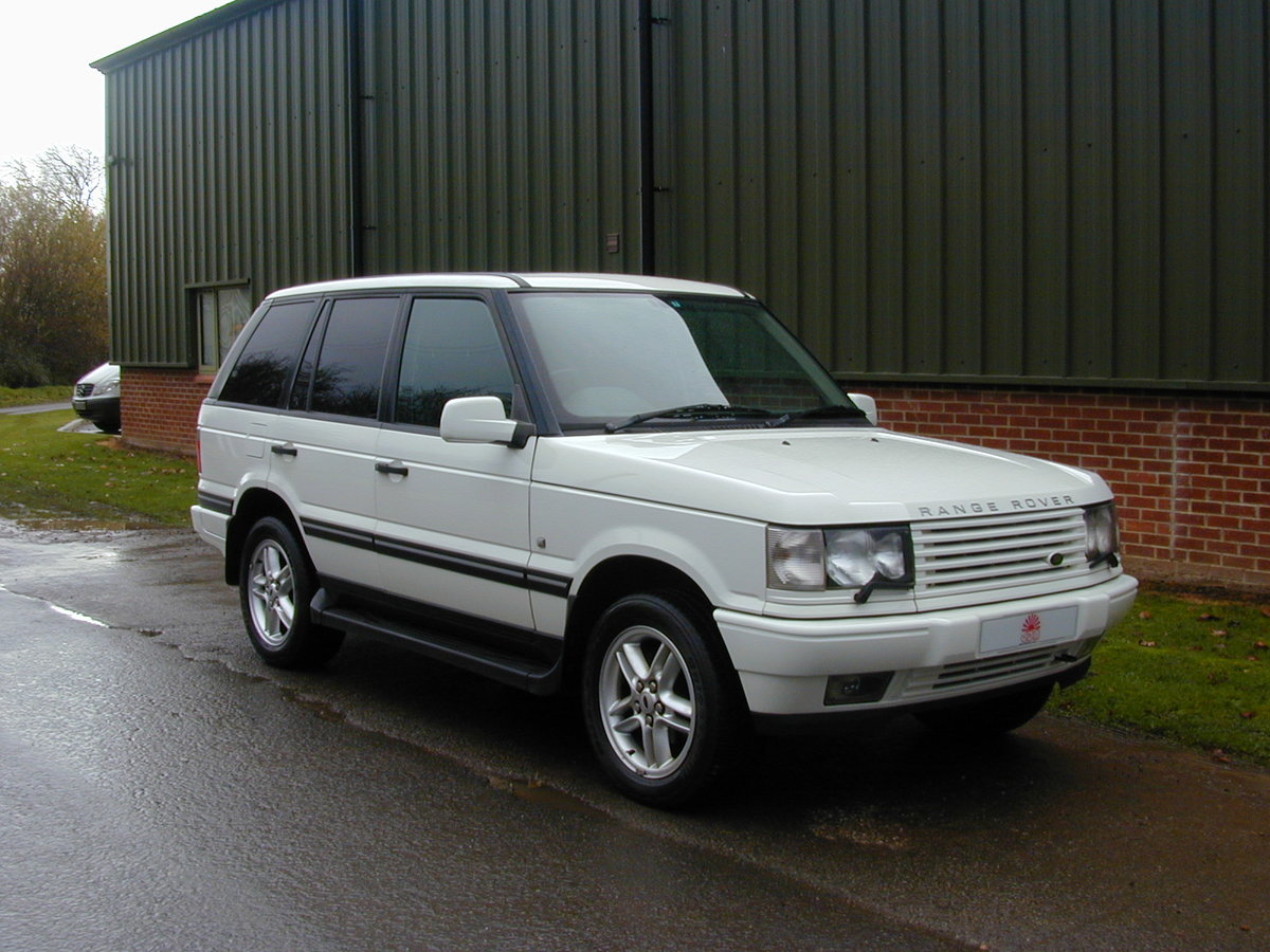 2002 RANGE ROVER P38 4.6 ROYAL EDITION - RHD - EX JAPAN!! For Sale (picture 1 of 6)