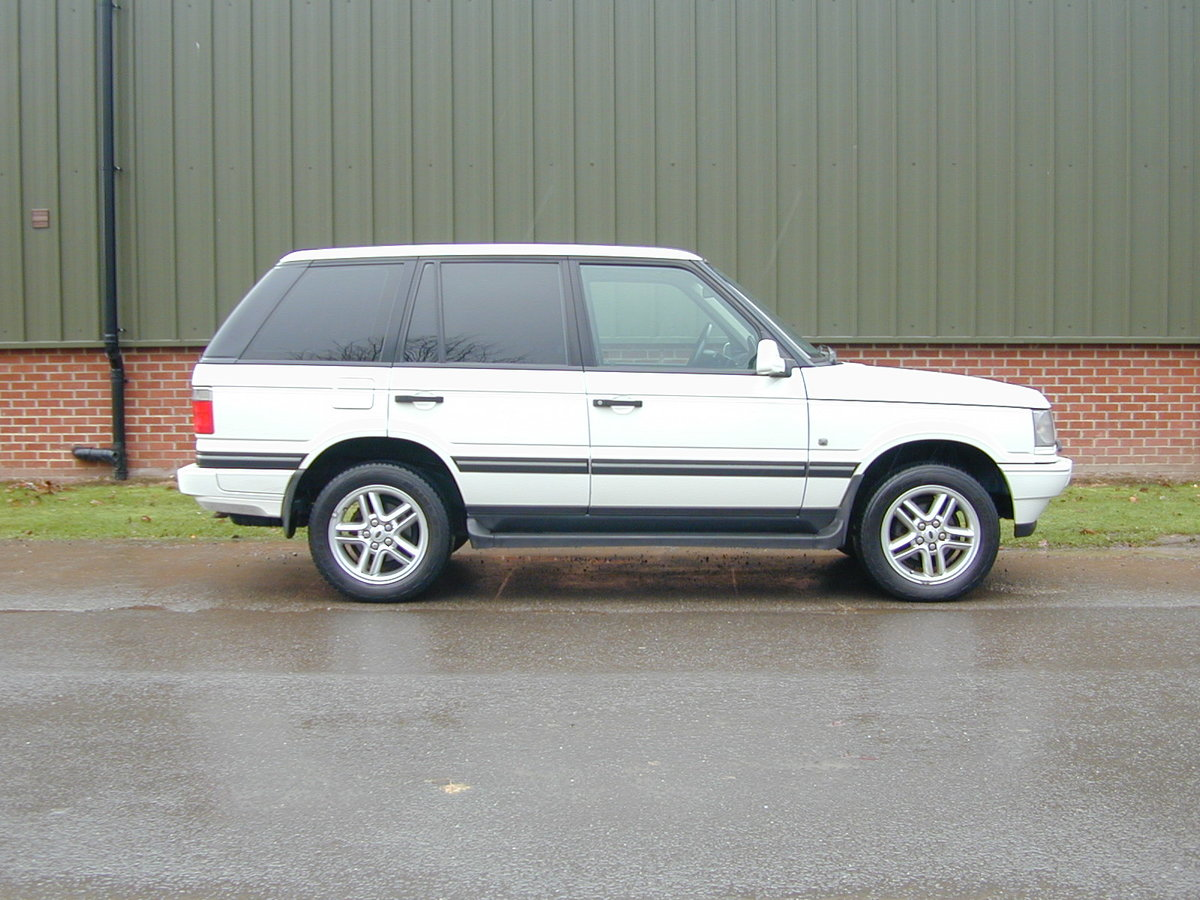 2002 RANGE ROVER P38 4.6 ROYAL EDITION - RHD - EX JAPAN!! For Sale (picture 2 of 6)