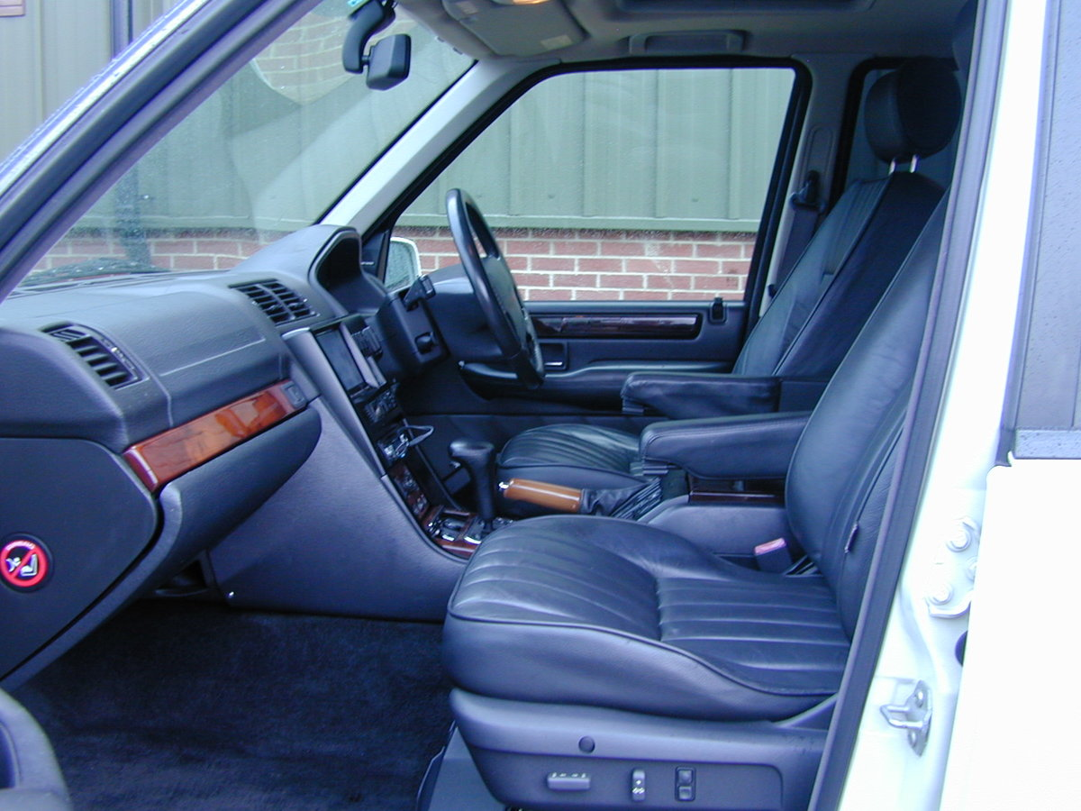 2002 RANGE ROVER P38 4.6 ROYAL EDITION - RHD - EX JAPAN!! For Sale (picture 4 of 6)