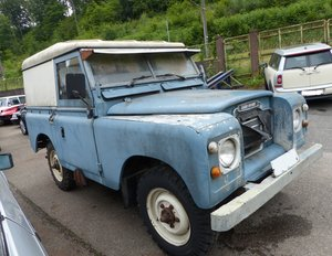 Picture of 1979 Barn find, a real survivor: Landy S3 88 SWB, RHD SOLD