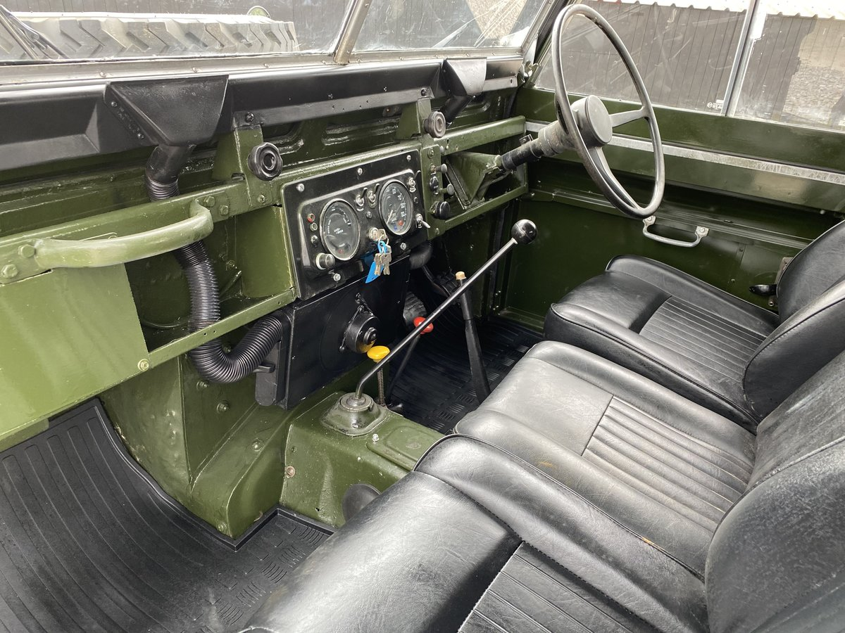 1960 Land Rover® Series 2a RESERVED For Sale (picture 5 of 6)