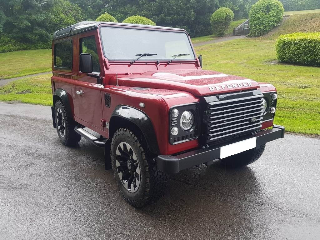 2015 LAND ROVER DEFENDER WORKS V8 70TH EDITION For Sale (picture 1 of 6)