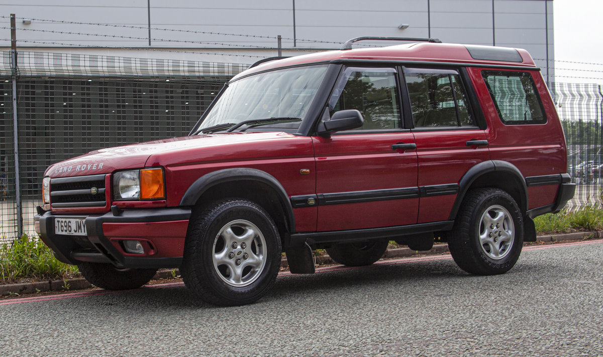 1999 Land Rover Discovery 2 4.6 V8 Petrol For Sale (picture 1 of 5)