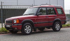 Picture of 1999 Land Rover Discovery 2 4.6 V8 Petrol